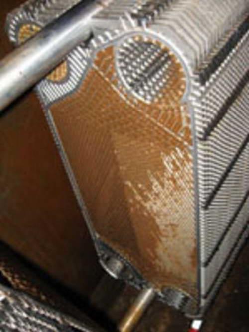 Накипи в теплообменнике Уплотнения теплообменника Kelvion LWC 150S Электросталь